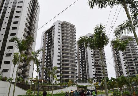 リオ五輪の「選手村」を公開