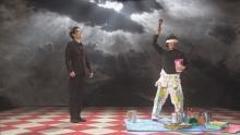 きょうは『小林賢太郎テレビ』の日 片桐仁、大泉洋が共演