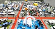 過去最大160台が集結、キャンピングカーの祭典7.2開催