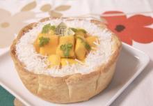 【食べてみた!】パブロ夏タルトはジューシーマンゴーで夏感満載