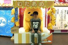 新宿プロムナードで「夏ぴゅーろ」 サンリオ男子も集結?