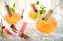 謎のパクチー味も… ホテル椿山荘東京に「アイス×お酒」なオトナスイーツ