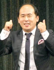 トレエン斎藤、綾野剛は「友達なんです」 CM共演でLINE交換