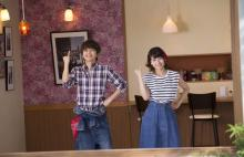 AAA西島&有村架純 「まだ君」ピンキーダンスが話題 3日で100万再生突破