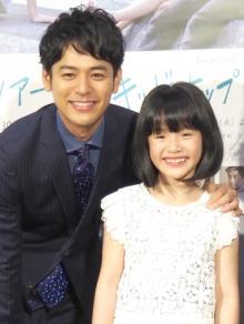 妻夫木聡、初の父親役「いつかは自分の子どもを持ちたい」