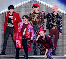 SHINee、最新ツアーから東京ドーム公演の模様を7/31にWOWOW独占放送