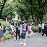 ポケモンGOナンパに挑戦! 新宿中央公園が狙い目