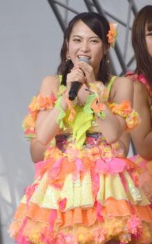 NMB48堀詩音、地元・北海道で初ライブ「すごく緊張!」