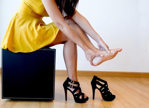 自分の足に合う靴