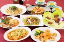 中華そばとフカヒレの合体メニュー「フカヒレの姿煮入り汁そば」