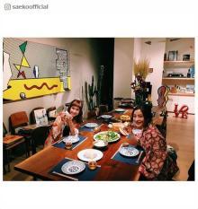 石原さとみ、紗栄子ら豪華メンバー集結の「5→9会」に反響「まぶしい」「参加したい」