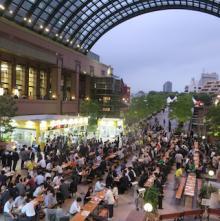 2016年「恵比寿麦酒祭り」は大人の街の麦酒祭りに! 4つのプレミアム演出