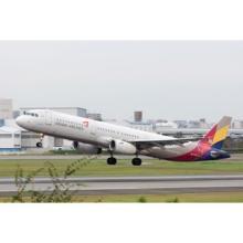 アシアナ航空、広島など日本5路線を運休へ--LCCのエアソウルに移管