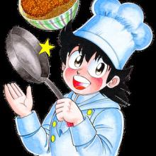 ミスター味っ子&将太の寿司の「寺沢大介原画展」開催--漫画の料理の実食も