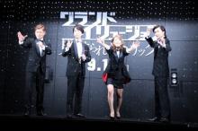 鈴木奈々、1カ月の猛特訓で「グランド・イリュージョン」雨止めに成功!