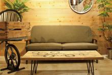 ACME Furnitureが自転車屋「BLUE Lug」とコラボ! ポップアップショップで特別品やサンプルセール