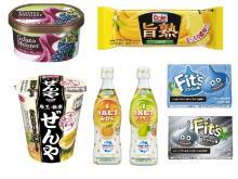 【コンビニ新商品】8/22~8/26に発売された商品は?驚きのスライム食感!ロッテ「Fitsスライム味」ほか4商品