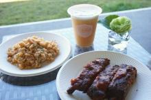 夏の終わりのフェス・ラブシャ2016に、今年は初のレストランが登場!「BBQスペアリブ」などメニューも超本格派