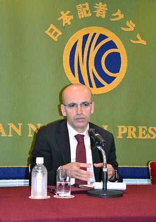 IS攻撃に言及 トルコ副首相