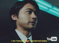 カッコイイけどどういうことなの? アシックスのジャージ×スーツ誕生、山田孝之出演のPVが謎にキレッキレ