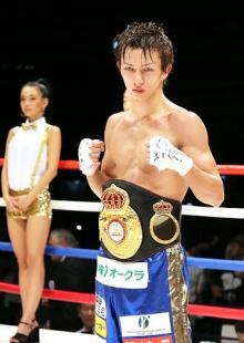 田口、宮崎下し4度目防衛=河野は敗れる-ボクシング世界戦