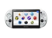 PlayStation Vita Wi-Fiモデルに新色「シルバー」、「メタリック・レッド」が登場