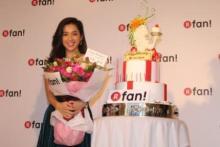 中村アン「電撃婚したい」 「高身長より忍耐力のある人を希望」