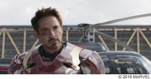 『シビル・ウォー』は「洗練されていてカッコよく発想がマーベル的」な作品! アイアンマンを演じるロバート・ダウニーJr.インタビュー映像到着
