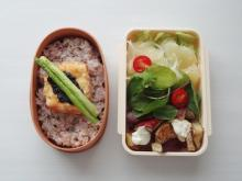 パリ生まれのベジタリアン弁当! 雑穀・メイン・サラダでランチもおいしくダイエット【作ってみた】