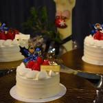 【ホテル インターコンチネンタル東京ベイ】10月1日よりクリスマスケーキの予約スタート