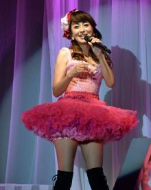 渡辺美奈代、若手アイドルに「負けません!」 デビュー30周年に感慨