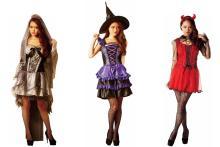 今年のトレンドはこなれ感? 東京ガールズコレクション監修のハロウィーン衣装