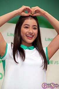 平祐奈、「LINEバイト」新CMの映像にびっくり!!「想像以上で私の心も踊ってます」