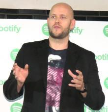 Spotify、ついに日本でサービス開始 「歌詞」付き機能初導入
