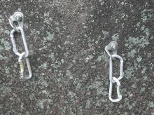 天然記念物「鬼岩」にボルト=会社員を書類送検-岐阜県警