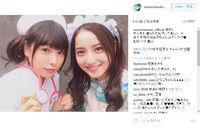 佐々木希と桜井日奈子のコスプレ写真に反響 「なんだこの美しさは」「岡山と秋田の奇跡」