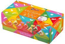 ギフトにぴったりの柿の種「なないろのたね ボックス」--組み合わせ楽しい7種入り