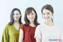比嘉愛未×ミムラ×佐々木希、豪華3ショットインタビュー! ディープな3姉妹を演じた映画『カノン』を語る