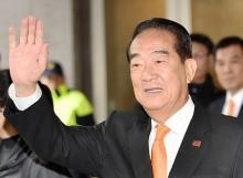 APEC代表に宋楚瑜氏=中国首脳と会談か-台湾