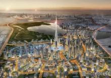 ドバイに世界最大の超高層ビル「ザ・タワー」2020年開業