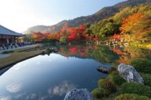 6時間で巡れる!京都・嵐山の紅葉おすすめ散歩コース