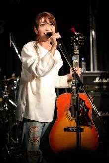シンガーソングライター井上紗希、初主催ライブを開催!