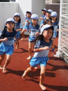子供たちが泣きながら走る「スポ根幼児園」に入園希望者殺到