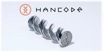 世界で1つ、遺伝子情報をデザインしたはんこ「HANCODE」