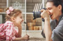年賀状用に!デジカメで「子どもの写真をうまく撮る」プロのテクニック5つ