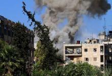 退避要求に住民応じず=攻撃再開へ懸念-シリア北部アレッポ