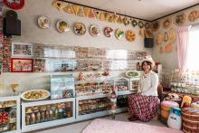 食品サンプル8083個を保有! 一介の主婦がギネス世界記録に至ったワケ