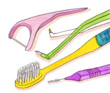 美しい歯づくりに欠かせないデンタルグッズ大解剖