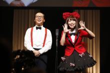 SKE48松村、トレエンたかしと漫才披露 荒井は公開断髪、北川は二人芝居熱演