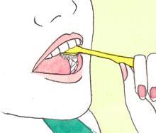 目からウロコの【歯磨きメソッド】!口元もアンチエイジング